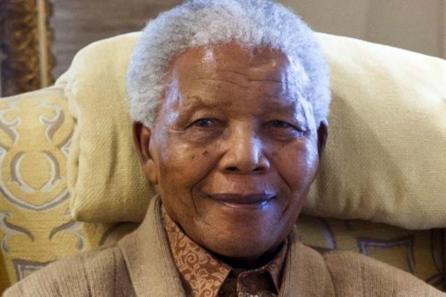 The Death of Nelson Rolihlala Mandela