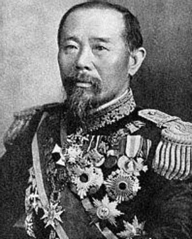 Meiji dies