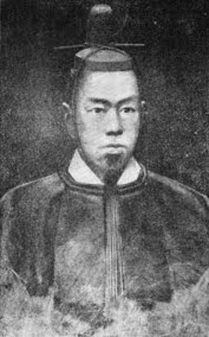 Meiji is born