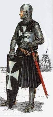 Knights Hospitaller Established