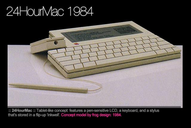 24HourMac, 1984: