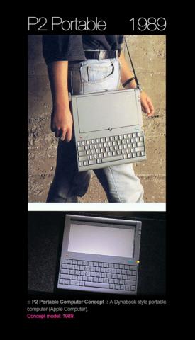 P2 Portable, 1989: