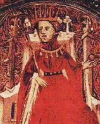 Regnat de Martí I l'Humà (1396-1410)
