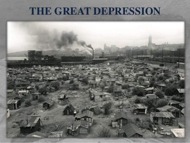 Great Depression Hits