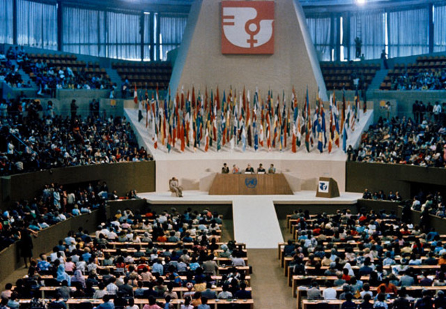 First U.N. Women's Conference