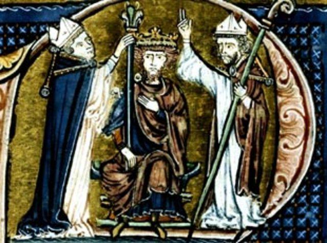 Coronation of Baldwin I