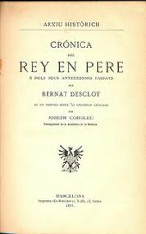 Crònica de Bernat Desclot