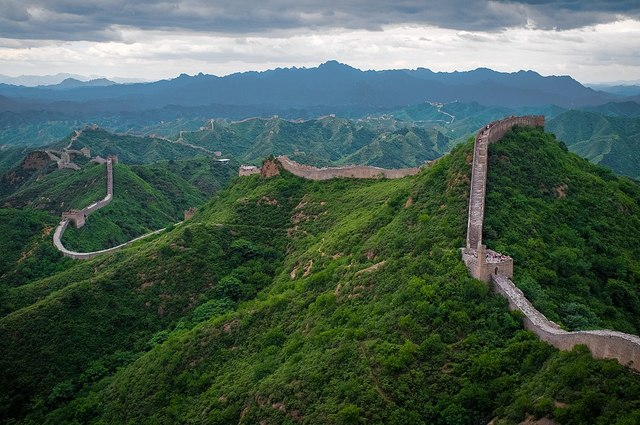 Great Wall of China Completed