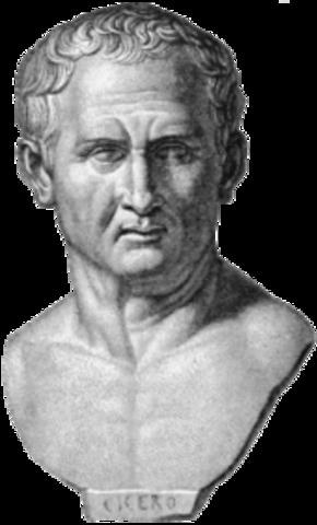 Cicero Born in Arpinum