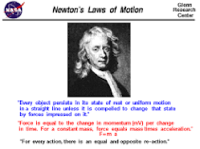 Isaac Newton published his laws of gravity.