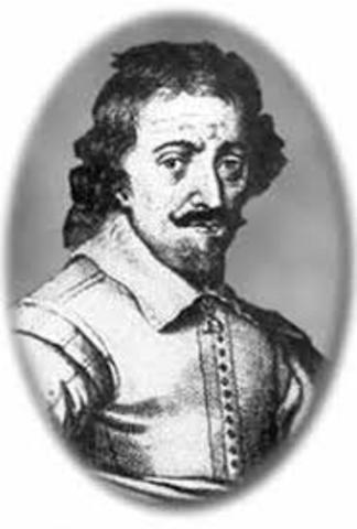 Zacharias Janssen invented the microscope.