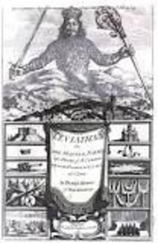 Thomas Hobbes published Leviathan.