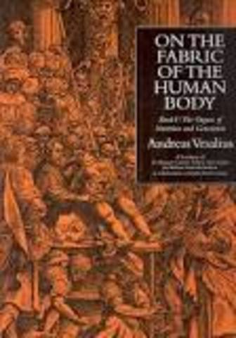 Andreas Vesalius published On the Fabric of the Human Body - detailing dissection of human bodies.