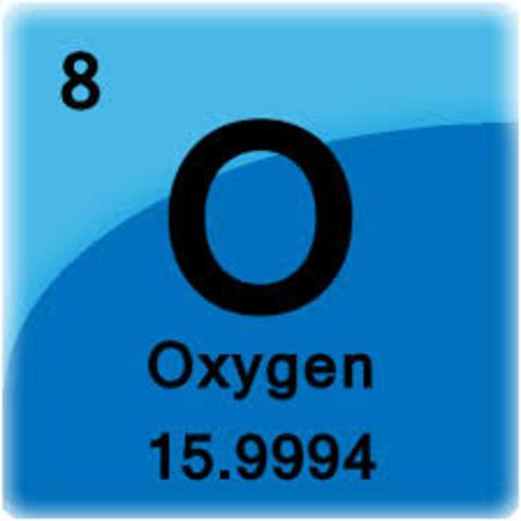 Joseph Priestly discovered Oxygen.