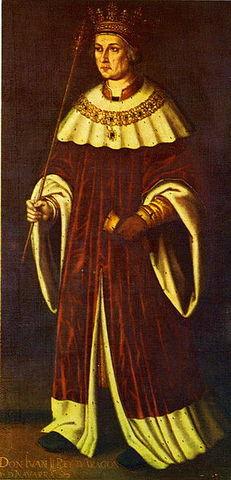 Joan II (1458-1462) i (1472-1479)