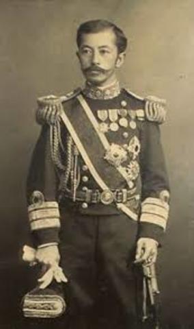 Emperor Kōmei dies