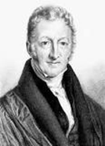 Thomas Malthus's Birth