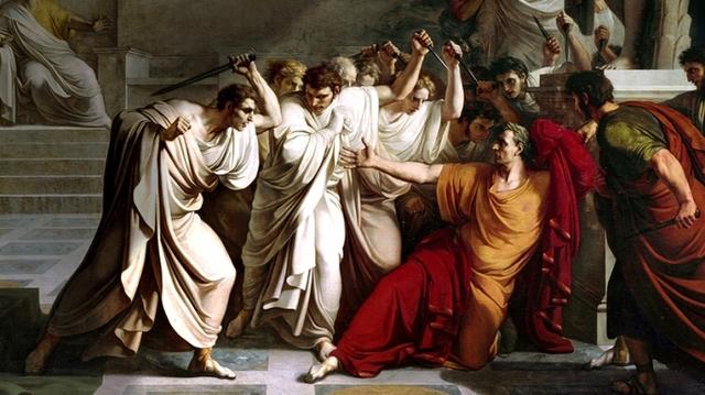 Ch. 11.1 Ancient Rome, Julius Cesar's Death