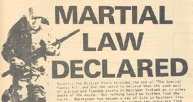 MARCOS REGIME (MARTIAL LAW)