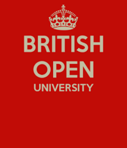Cria-se a British Open University