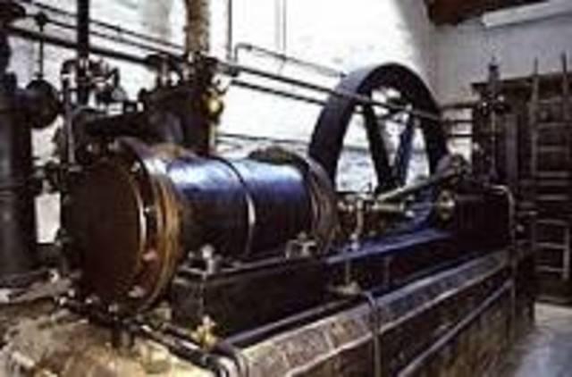 The Steam Engine: James Watt