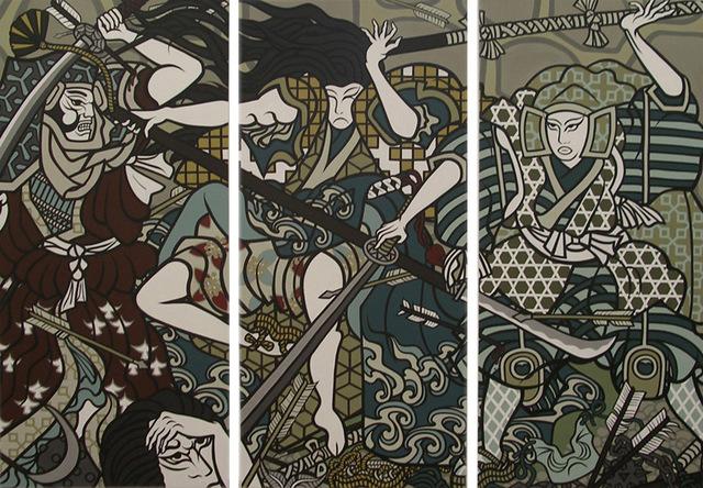 Nobunaga attacks Ikko belivers again