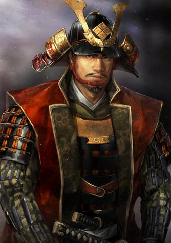 Nobunaga, Ieyasu, and Hôjô attack Takeda Katsuyori