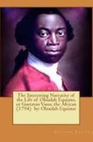 Olaudah Equiano's Book is published