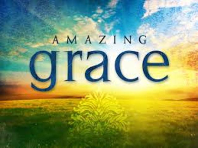Amazing Grace is Written