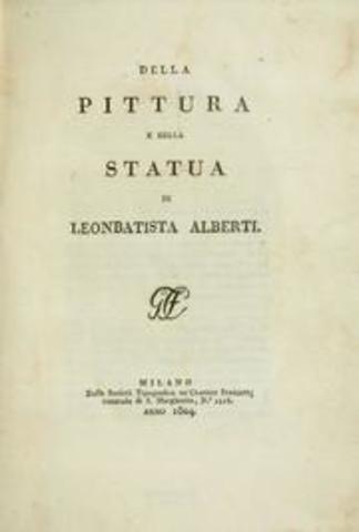 """""""Della Pictura"""""""