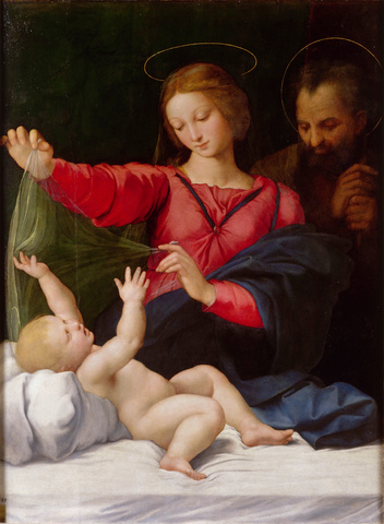 """Madonna of Loreto"""