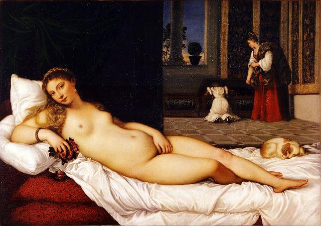 """""""Venus of Urbino"""""""