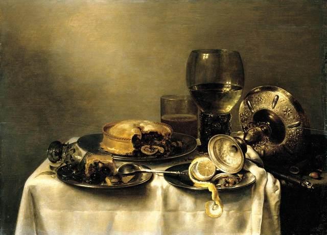 "Willem Claesz Heda's ""Still Life"""