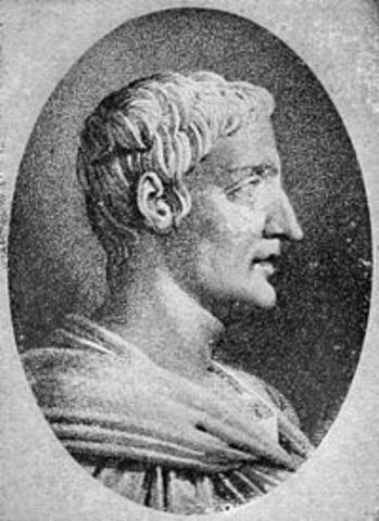 Tacitus Born in Gaul