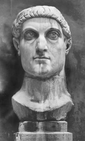 Constantine The Great Born in [modern day] Yugoslavia