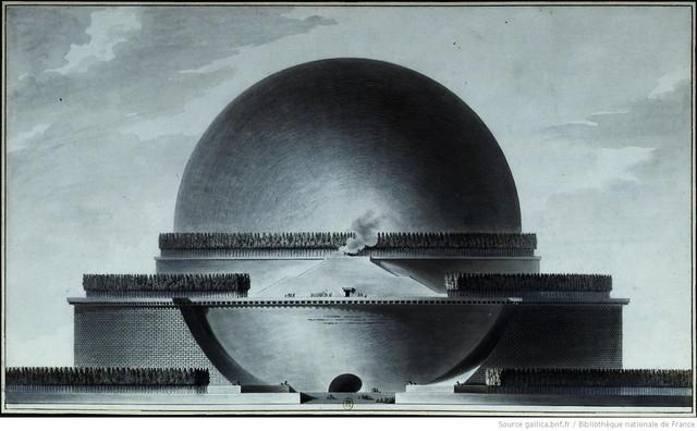 Etienne Louis Boullee
