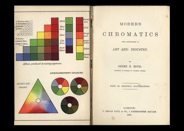 """Modern Chromatics"""