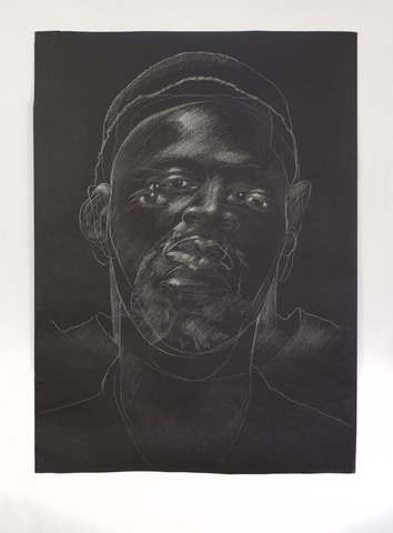 """Asphalt and Chalk, Micheal Brown, Sean Bell, Amadou Diallo, Trayvon Martin"""