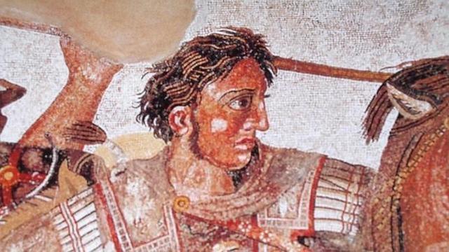 Alejandro magno conquista los persas