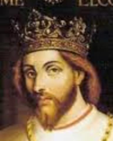 Neix Jaume I el Conqueridor