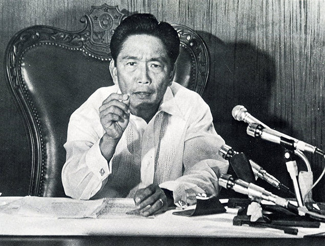MARCOS' REGIME: CENSORSHIP AND CRONIES