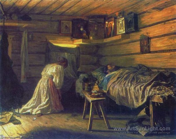 """The Sick Husband"""