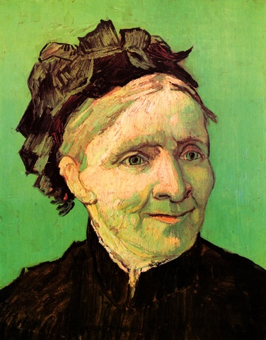 """Van Gogh's """"Portrait of Artist's Mother"""""""