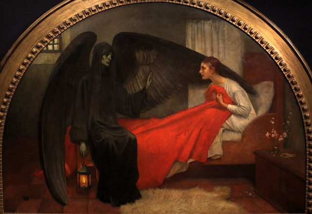 """""""Death and the Maiden"""""""