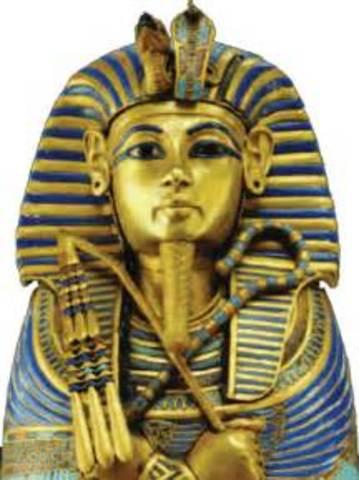 farao toetmozes aan de macht