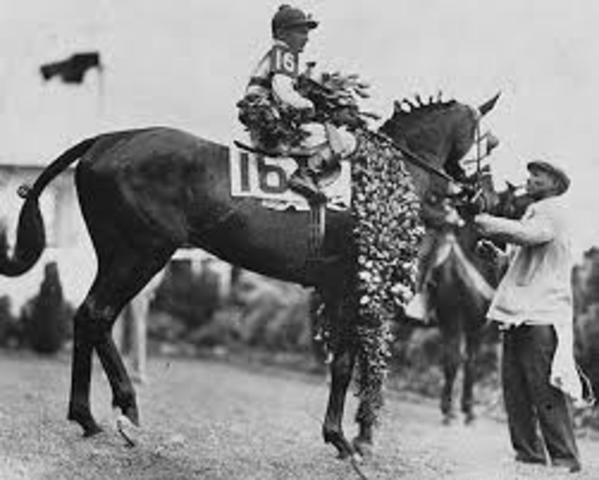 The First Kentucky Derby