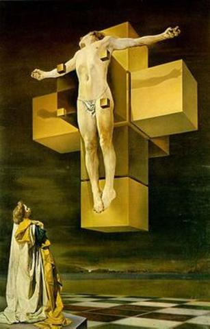 """Crucifixion"" (Corpus Hypercubus)"