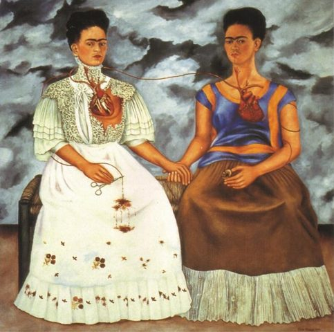 """""""The Two Fridas"""""""