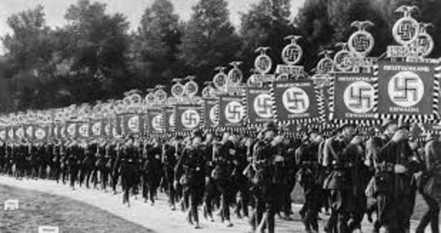 Germany invades Poland, starting World War II