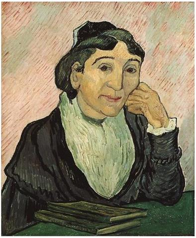 Portrait of Mme Ginoux